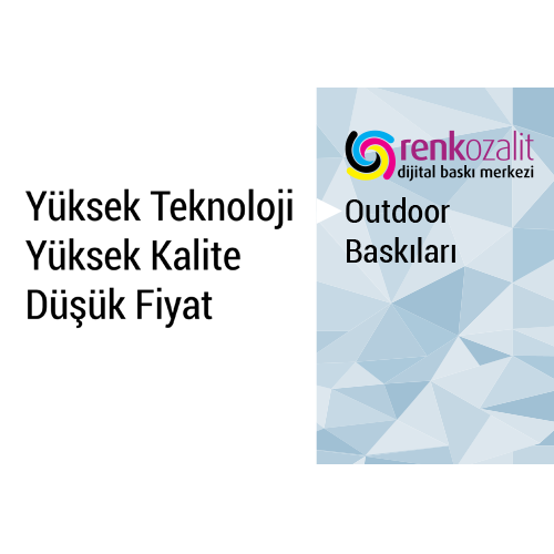 antakya outdoor baskı
